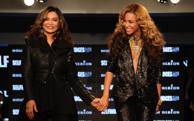 beyonce's first mother's day