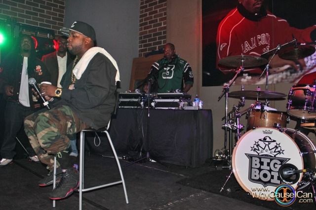Event Pics: Big Boi's (@BigBoi) Listening Party For #VLDR At