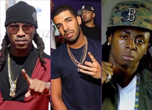 Lil-Wayne-Drake-Future