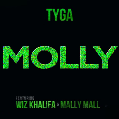 """new had a new dose of the drug. Checkout his new song titled, """"Molly"""