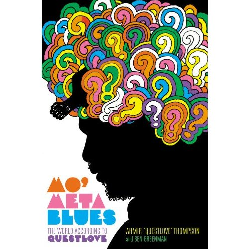 Questlove - Memoir 'Mo' Meta Blues