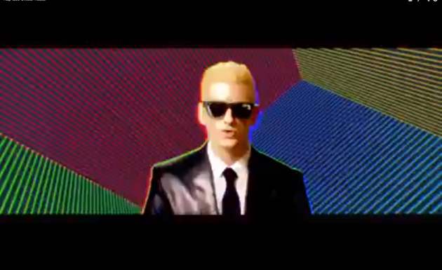 Eminem, rap god, whycauseican, new video