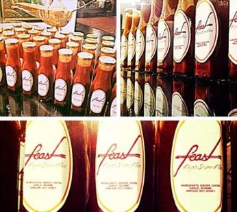 Kelis, feast sauce line, whycauseican,