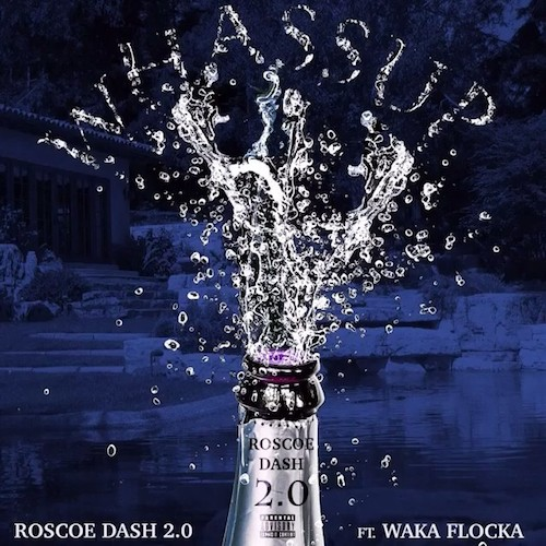 Roscoe Dash, Waka Flocka Flame, new song