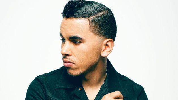 Adrian Marcel, male singer