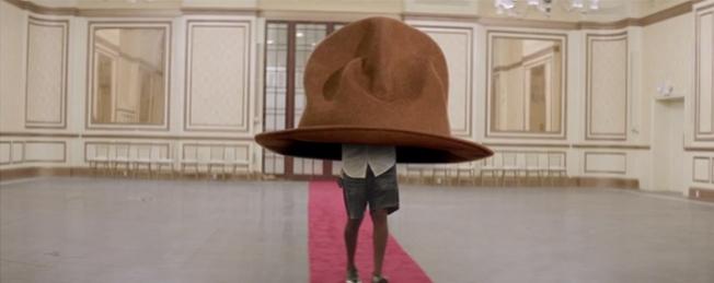 Pharrell, Hat,