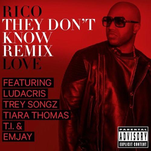 Rico Love,