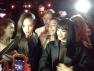 Balmain fashion show, Rihanna