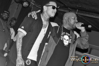 Bun B, Trill OG, Kirko Bangz, The Trillest Tour