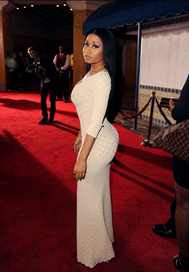 Nicki Minaj, The Other Woman, Movie Premieres