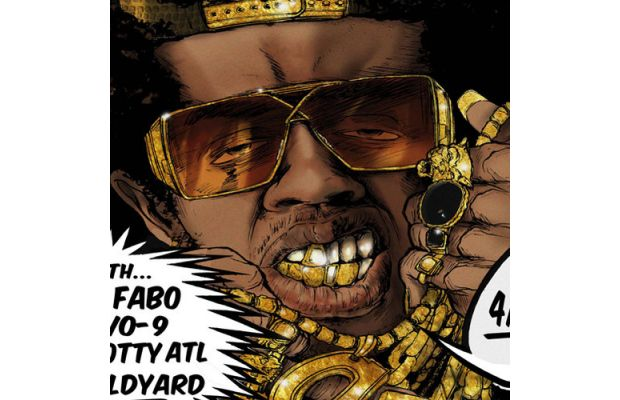 Trinidad James, Bitch Please, Scotty ATL, Goldyard, 2$ Fabo, whycauseican