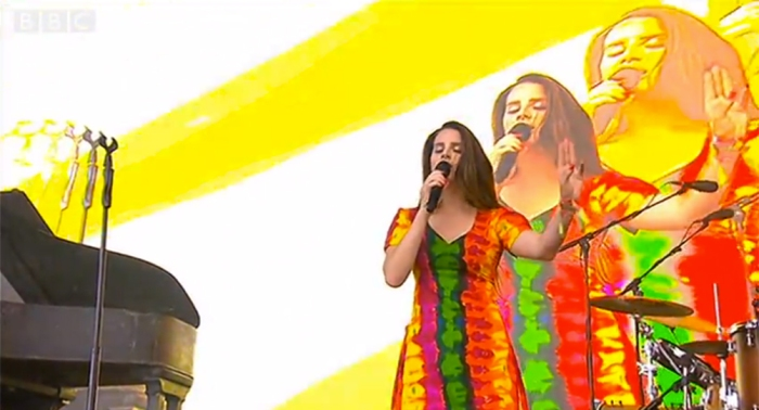 Lana Del Rey, concert,