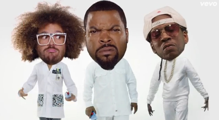 2 Chainz, Ice Cube, LMFAO,