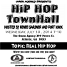 Hip Hop Town Hall