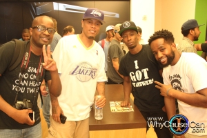 Precise Earz, HipHopSince1987, Tunnel Vision, Microsoft Store