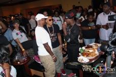 Ludacris, LudaDay, LudaDay Celebrity Bowling, Angela Simmons, Big Tigger, Monyetta Shaw, Kiesha Knight Pulliam, Lance Gross, Big K.R.I.T., Ne-Yo, Chaka, Dwight Howard, Don Cannon