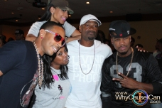 Ludacris, LudaDay, LudaDay Celebrity Bowling, Angela Simmons, Big Tigger, Monyetta Shaw, Kiesha Knight Pulliam, Lance Gross, Big K.R.I.T., Ne-Yo, Chaka, Dwight Howard, Don Cannon