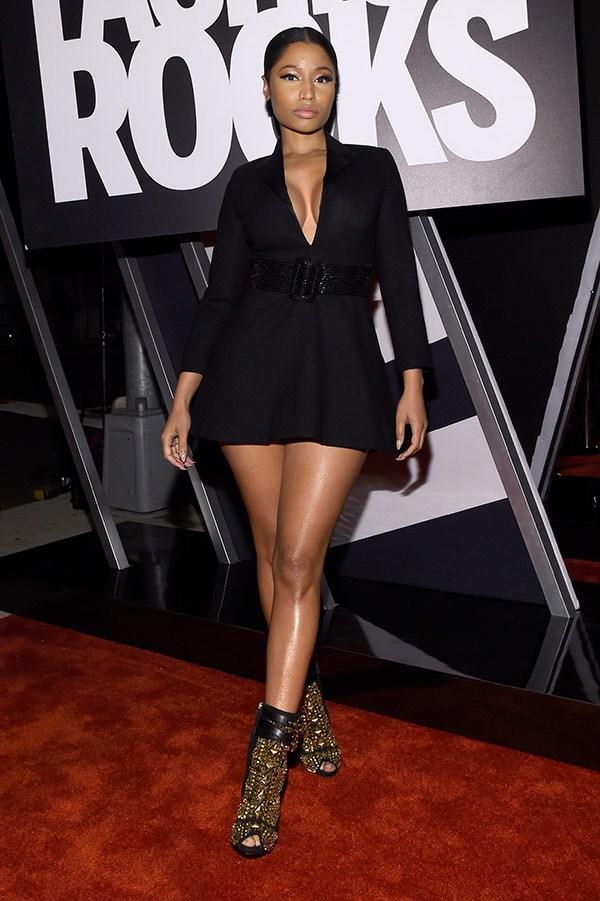 Nicki Minaj, Nicki Minaj Fashion Rocks