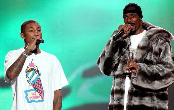 Pharrell, Snoop Dogg