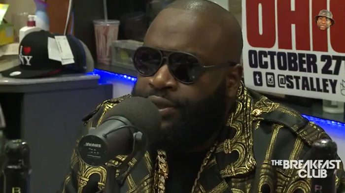 Rick Ross Interview at The Breakfast Club Power 105.1 (10/03/2014) - YouTube