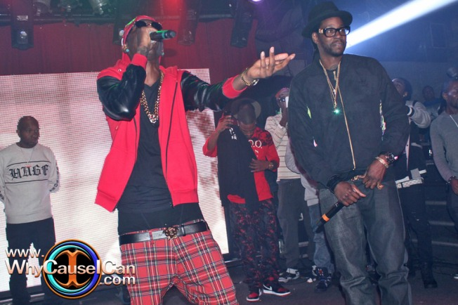 2 Chainz, Young Dolph, Travis Porter, Bankroll Fresh, Johnny Cinco, Trouble, Runway Richy,