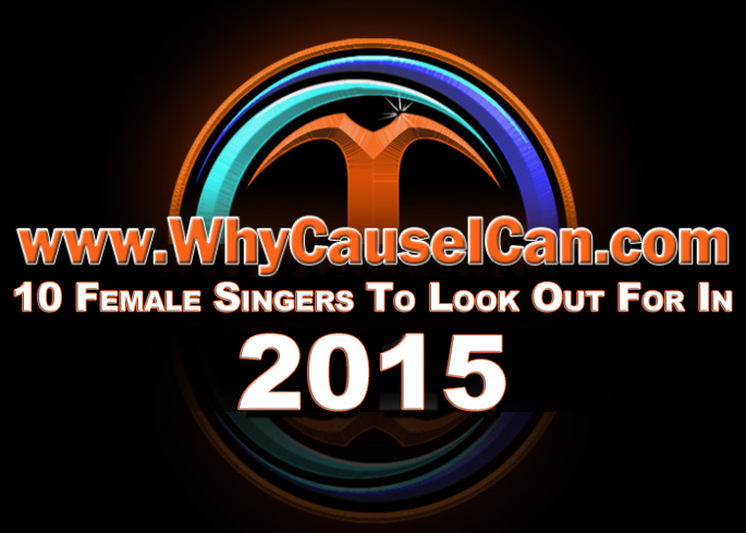 female singer 2015