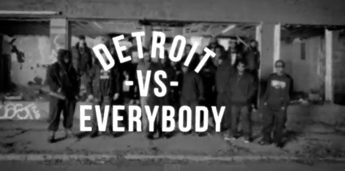 Detroit, Dej Loaf, Eminem, Trick Trick, Royce 5 9,