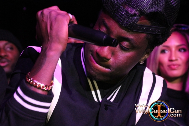 k camp one way mixtape listening party