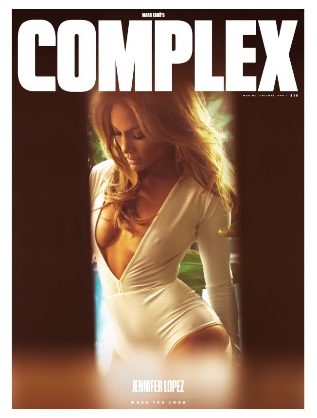 Jennifer Lopez Complex Magazine Cover
