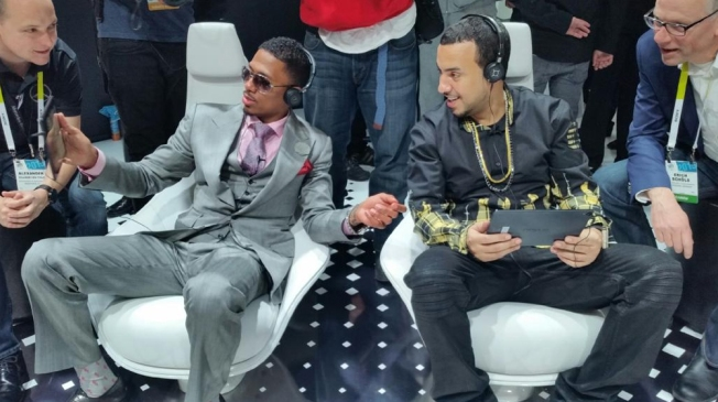 Nick Cannon, French Montana,