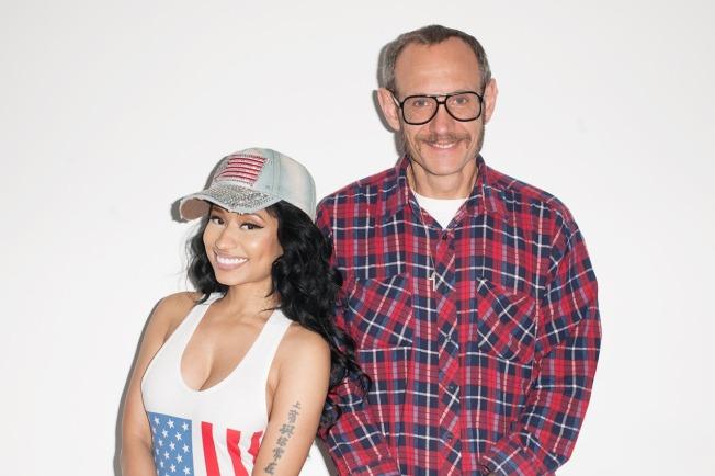 Nicki Minaj, Terry Richardson