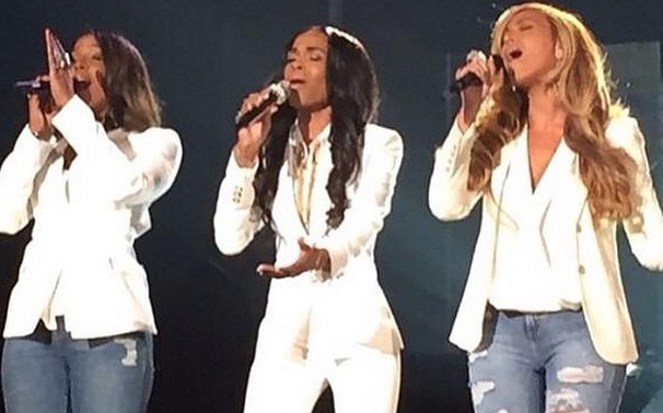 Destiny's Child, Beyonce, Kelly Rowland, Michelle Wiliams, Stellar Awards