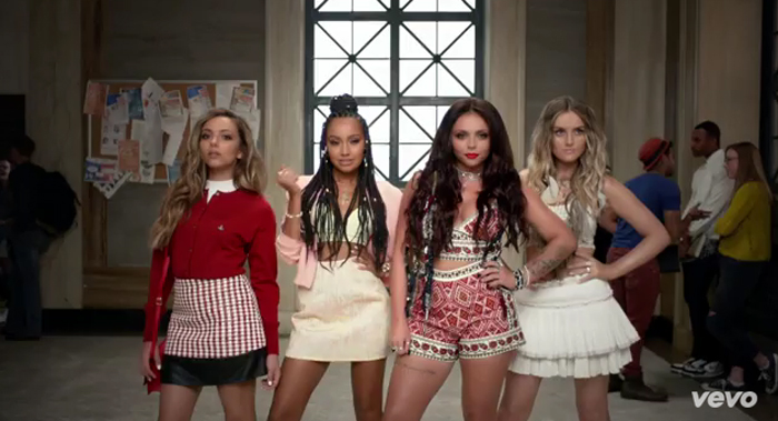 Little Mix,