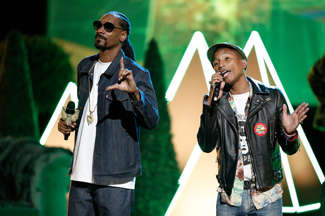 Snoop Dogg, Pharrell Williams