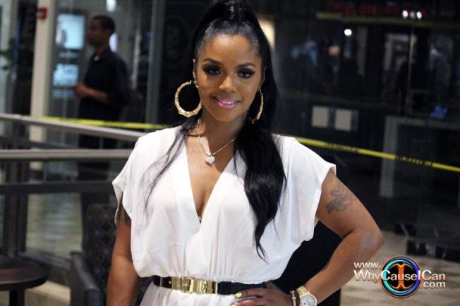 VH1's Love and Hip Hop Atlanta, Rasheeda PRESSED Grand Opening