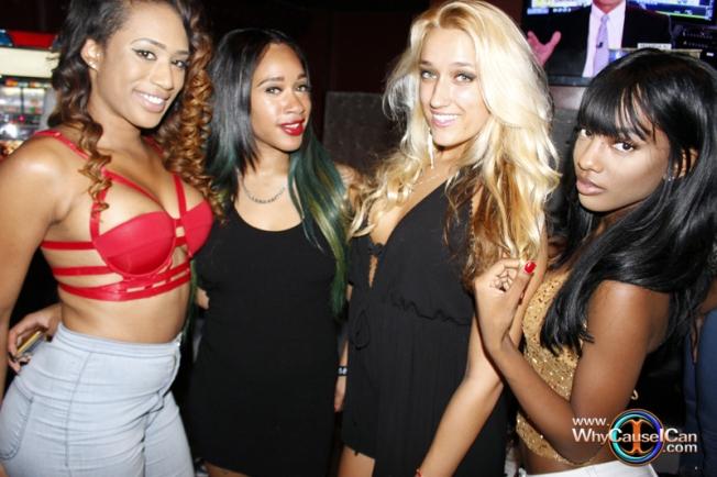 K-Camp pictures at Slum Atlanta Vegas Casino Night In Atlanta