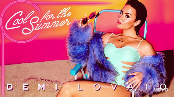 Demi Lovato 'Cool For The Summer'