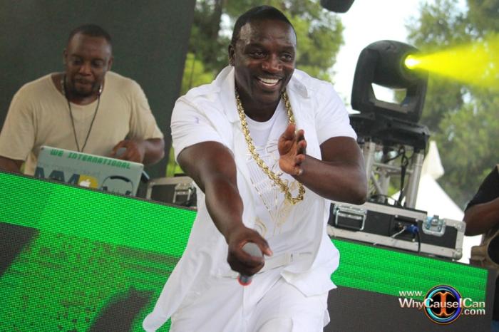 PXP Fest in Atlanta, #PXPFest, Akon at PXP Fest, Akon at Passport Experience in atlanta, Passport Experience Festival,