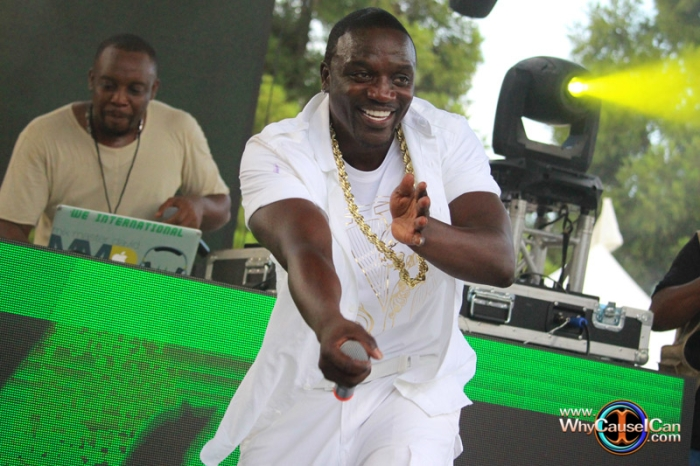 PXP Fest in Atlanta, #PXPFest, Akon at PXP Fest, Akon at Passport Experience in atlanta, Passport Experience Festival,