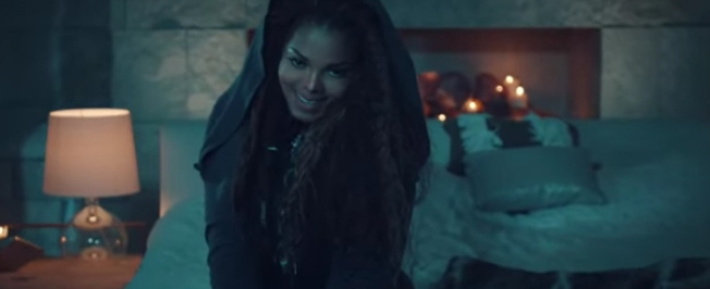 janet jackson 'No Sleeep' music video featuring J Cole