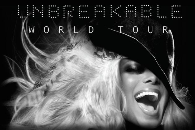 Janet Jackson 'World Tour' lineup