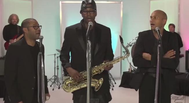 Key and Peele, 2 Chainz, wedding band, absorption