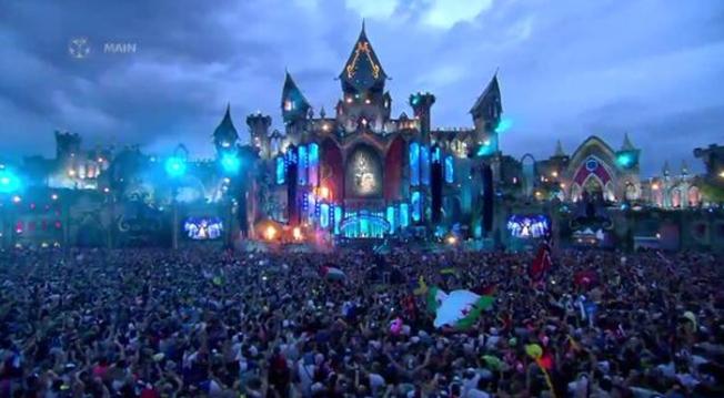 Tomorrowland 2015 Livestream