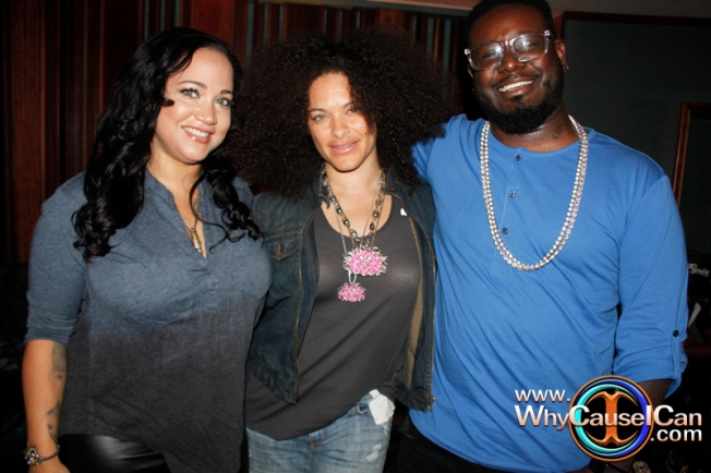 Event Photos: T-Pain Holds Listening Session For Fans At Tree Sound Studios