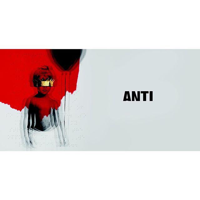 #ANTIR8 - Rihanna's 8th Studio Album set to release soon