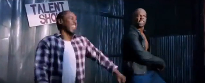 Kendrick Lamar, Terry Crews