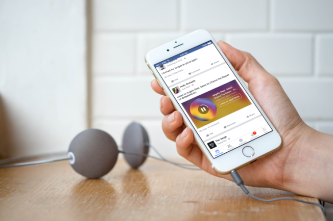 facebook 'music stories' discover and share new music
