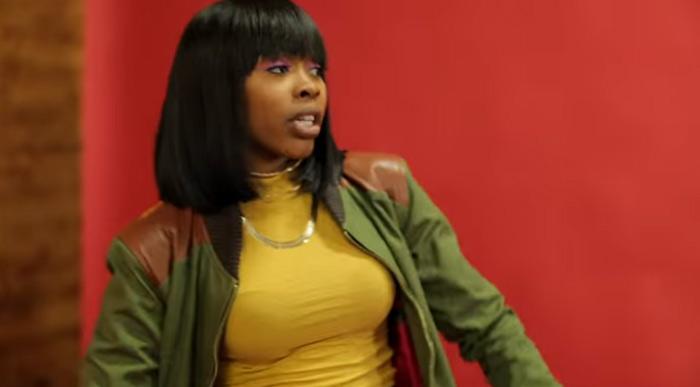 tink 'medicine' music video