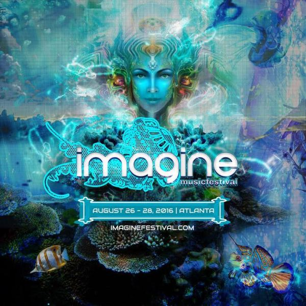 imagine music edm festival in atlanta
