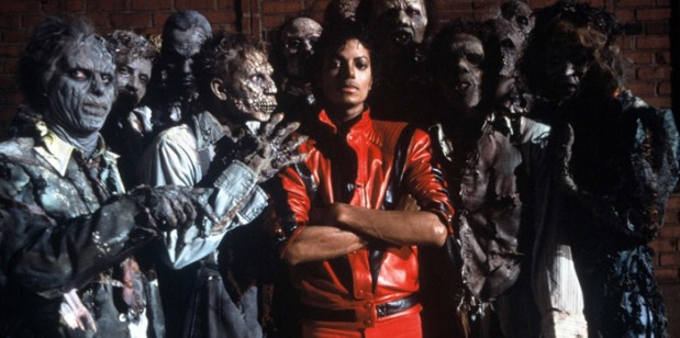 michael jackson's thriller album